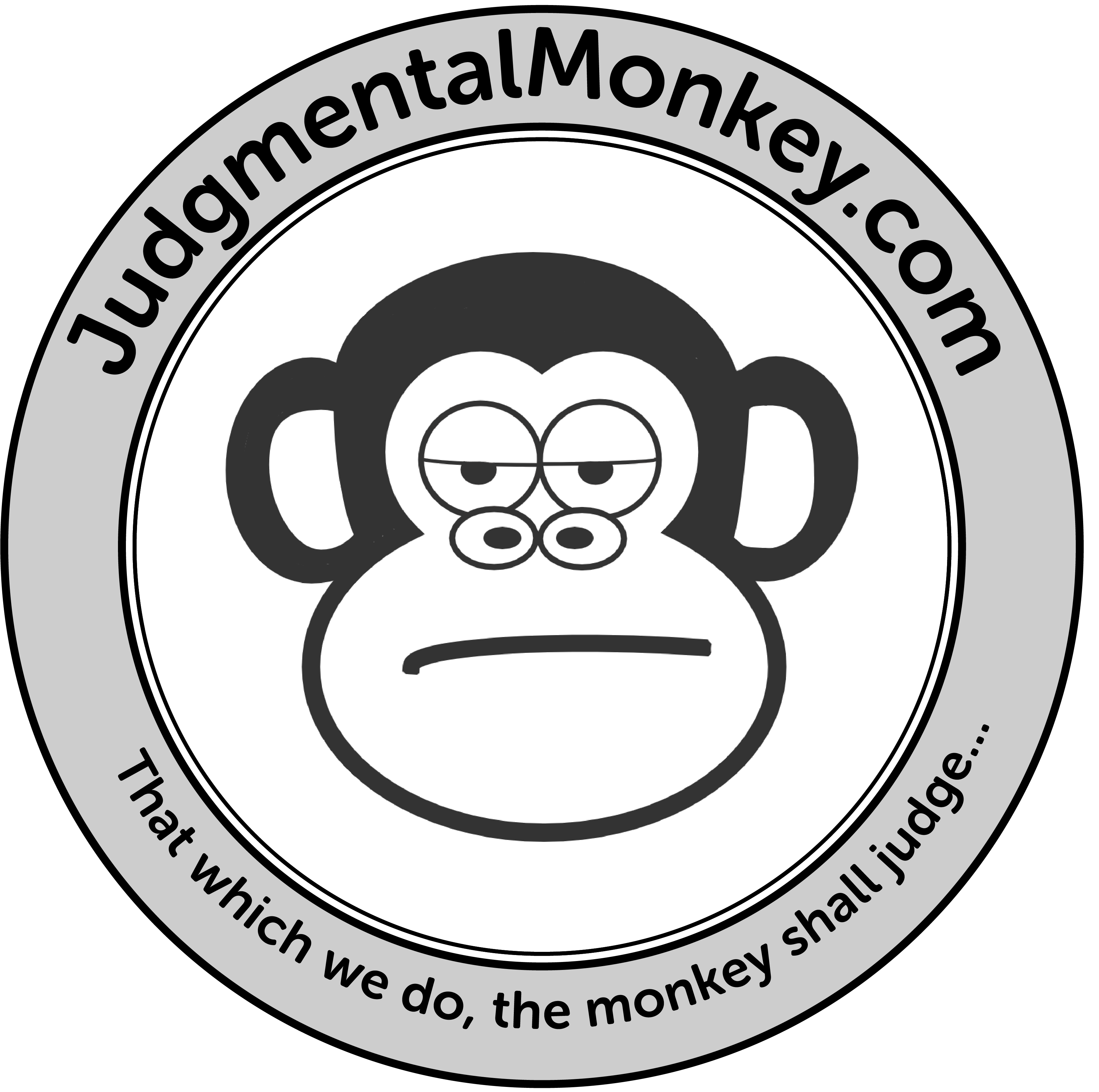 The Judgmental Monkey